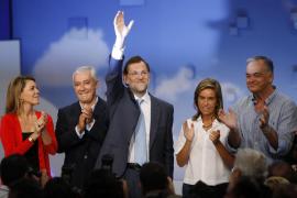 Rajoy promete unir a todos los españoles en un «proyecto común», pero no lo desvela
