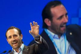 Bauzá afirma que el PP es el «único»  partido que puede sacar a España de esta «agonía»
