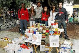 La 'Operación Kilo 2011' consigue  más de seis toneladas de alimentos