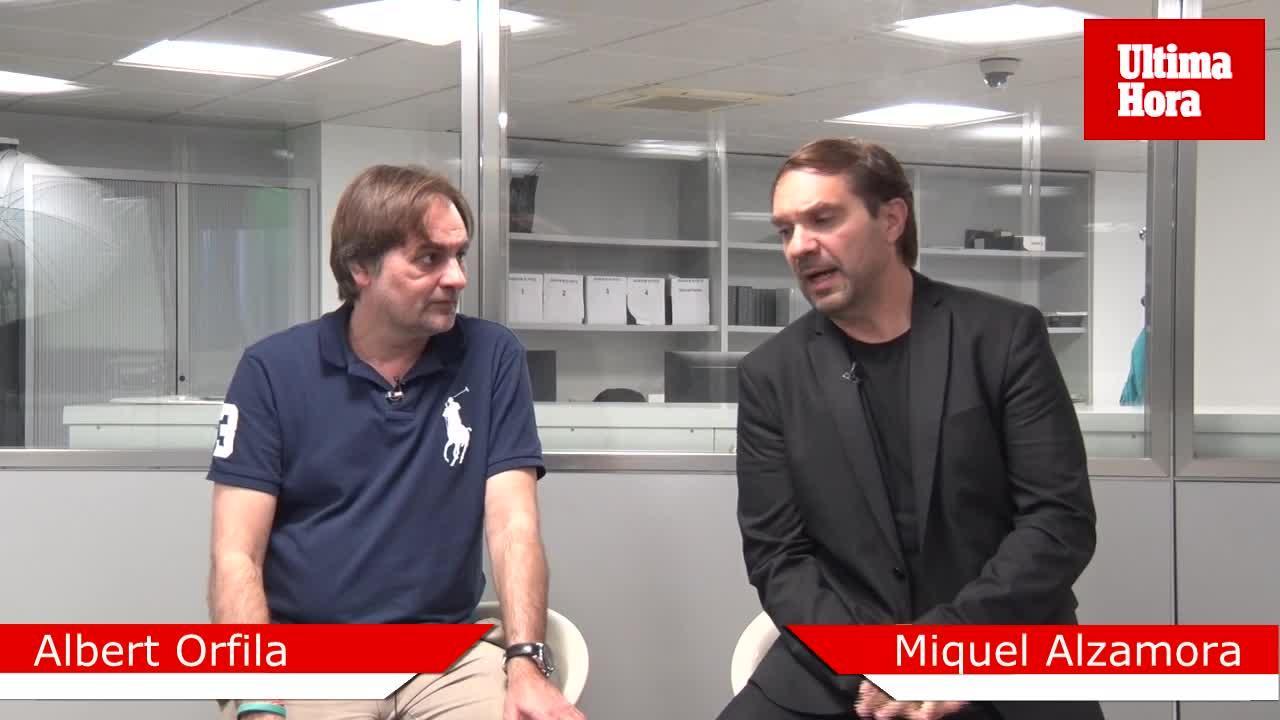 Albert Orfila: «El Mallorca aplaza el alirón»