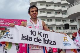 Media Maratón de Ibiza en la prueba de 10 kms (Fotos: M. Sastre)