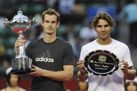 Andy Murray arrolla a Nadal en tres sets y le arrebata el título en Tokio