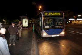 Terraferida acusa al Govern de «olvidar el transporte público colectivo»