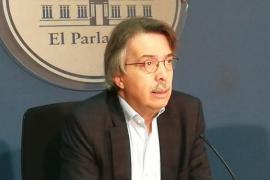 Cs cierra las puertas a José Ramón Bauzá y las deja abiertas a Joan Mesquida