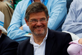 Catalá, sobre el juez que pidió absolver a 'La Manada': «Todos saben que tiene un problema»