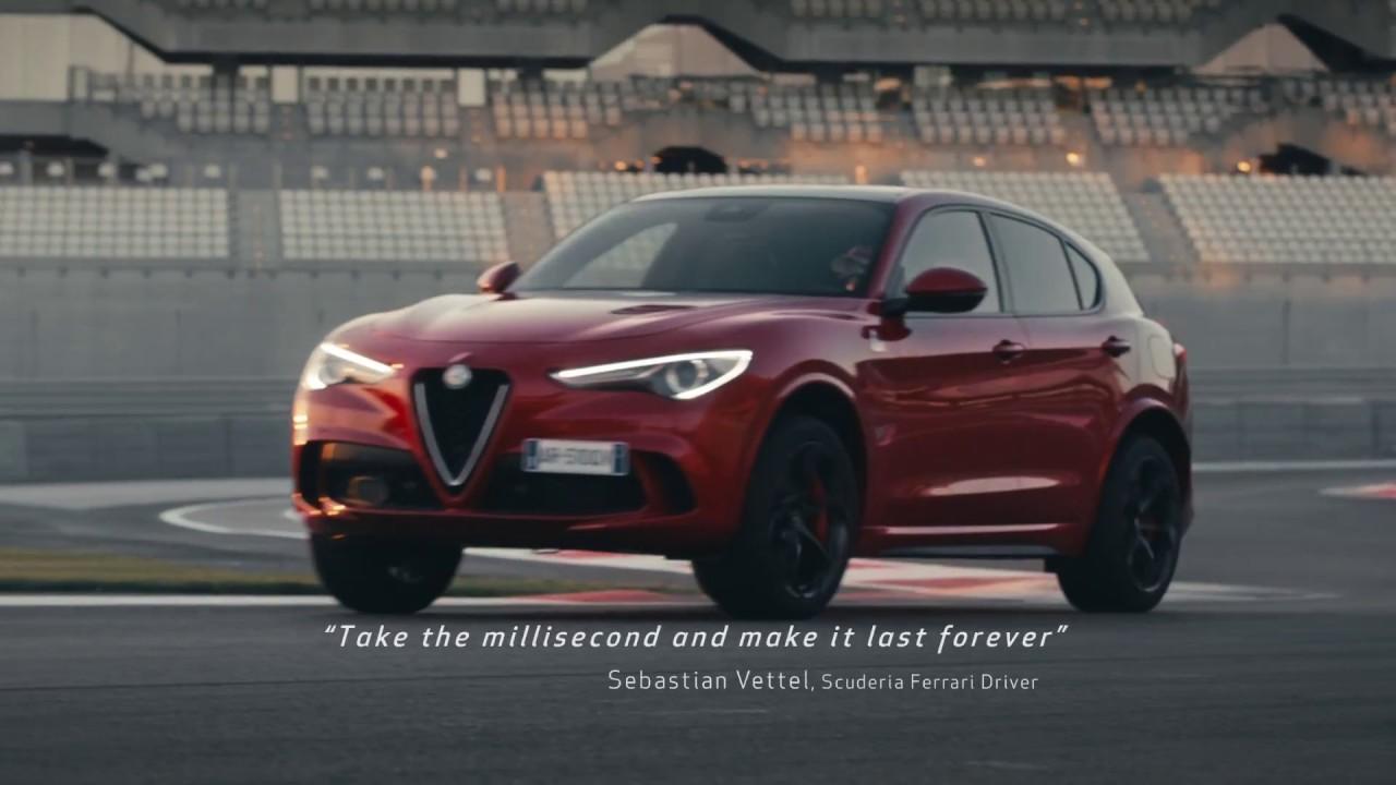El nuevo Alfa Romeo Stelvio Quadrifoglio ha debutado en Asia