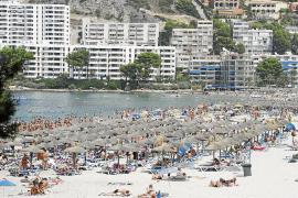 Mallorca ha sido el destino con los mejores registros turísticos de todo el Mediterráneo