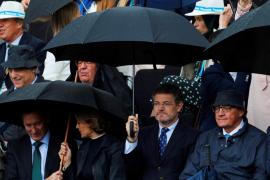 Catalá defiende que no debe ser «ciego ni mudo» y sí alertar de anomalías en la Justicia
