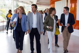 La ministra de Sanidad, Dolors Montserrat visita Ibiza