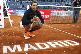 Nadal: «Mi objetivo es ser feliz, pero también ganar»