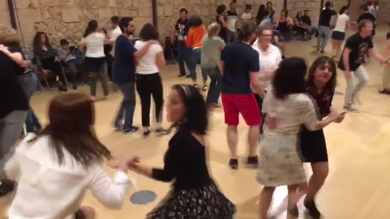 Swing y vermut en es Baluard