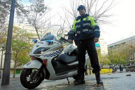 Las policías locales de Balears detuvieron a un total de 8.745 personas el pasado año