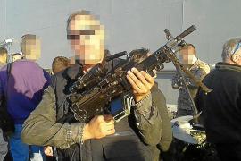 R.D., denunciado por el soberanista Manel Doménech: «A disposición» de las Fuerzas de Seguridad y fiel a la Constitución