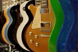 El fabricante de guitarras Gibson se declara en bancarrota