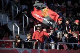 El Mallorca quiere ambientar la previa del partido ante el Badalona