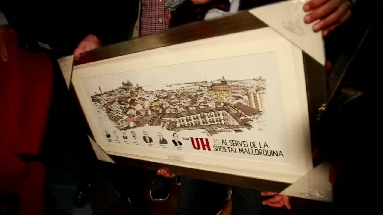 Exitoso estreno del documental «Ultima Hora: 125 años de historias»