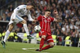 El Madrid sufre ante el Bayern pero estará en la final de la Champions