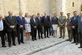 Toma de posesión de Adolfo Orozco López como nuevo comandante general de Baleares