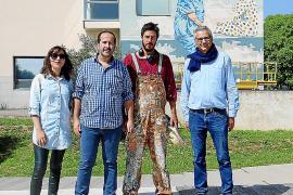 El Mallorca Live Festival llena de arte el campus de la UIB