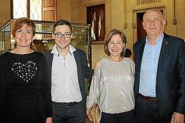 Entrega de medallas del Consell de Mallorca