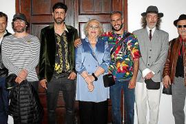 Inauguración de 'Men's reflections'  en el Casal Solleric