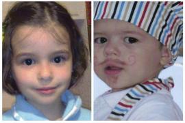 Desaparecen dos hermanos de 6 y 2 años en Córdoba