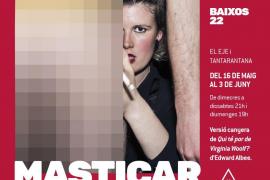 Facebook elimina la página del Teatre Tantarantana por mostrar un trasero en un cartel