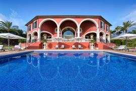 La residencia de Adolfo Suárez en Mallorca, en venta