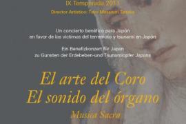 Música sacra: El arte del coro; el sonido del órgano