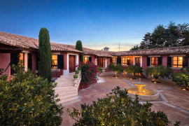 La residencia en venta de Adolfo Suárez, en imágenes