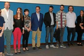 Paula Serra y equipo técnico de 125 años de historias