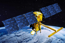 En marcha, en aguas de Baleares, los preparativos para lanzar un satélite de la NASA y CNES
