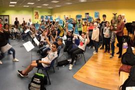 Unos 60 jóvenes actuarán este domingo en el Conservatorio a través del programa 'Junts Sonam Millor'