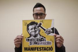 Valtonyc cancela su actuación en Alcúdia