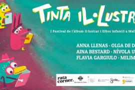'Tinta il·lustre', el primer festival del álbum ilustrado y el libro infantil, se celebra en Inca