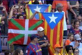 La pitada al himno en la final de Copa de 2015 estuvo amparada en la libertad de expresión