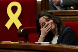 El Parlament catalán aprueba la ley para investir un presidente a distancia