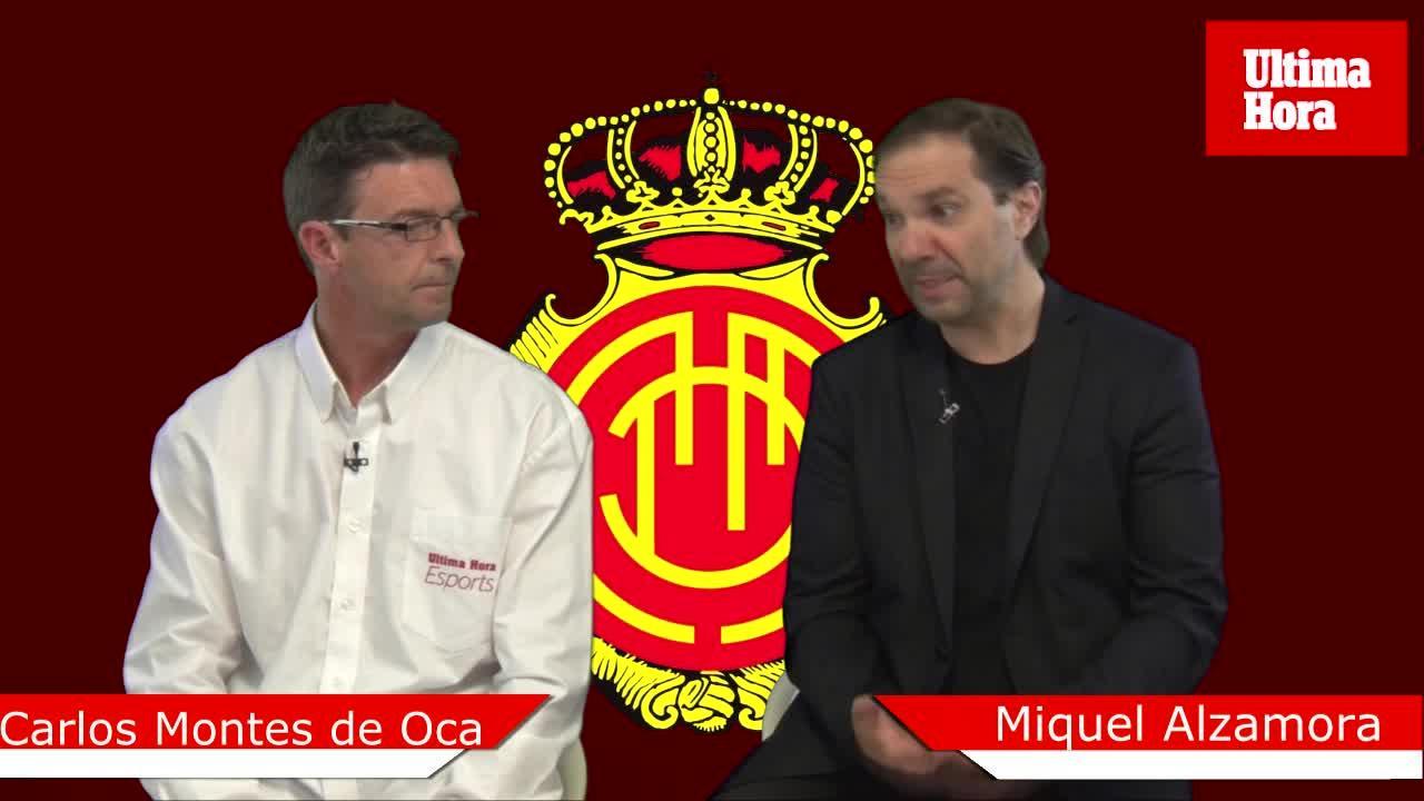Carlos Montes de Oca: «El Mallorca debería amarrar ante su gente el título este domingo»
