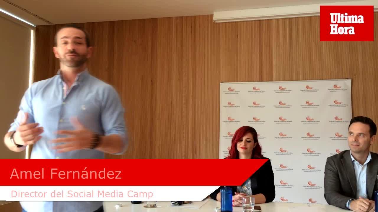 Amel Fernández, director de Social Media Camp: «Baleares es la comunidad con más 'engagement' en su página oficial de Facebook»