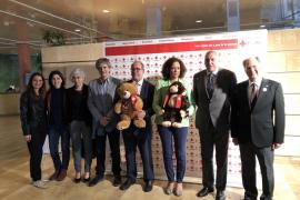 Cruz Roja Baleares reconoce la labor de voluntarios y organizaciones colaboradoras en un acto con 400 asistentes