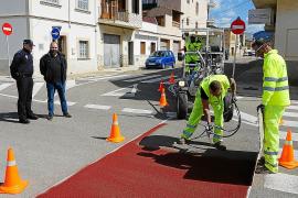 Un carril bici conectará los centros educativos, deportivos y culturales de Llucmajor