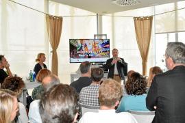 Connect'Up se presenta a inversores y empresarios extranjeros en Mallorca