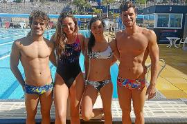 Seis nadadores baleares estarán en los Juegos Mediterráneos