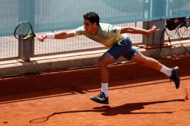 Jaume Munar se queda en la fase previa del Masters 1.000 de Madrid