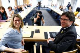 La portavoz de JxCat augura que Puigdemont será investido «ahora o más adelante, seguro»