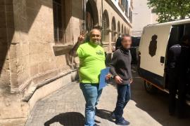 Un policía local de Palma denuncia a 'El Ico' por una falsa acusación