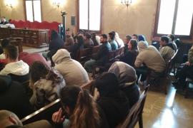 Los 46 acusados del clan de 'El Pablo' aceptan un acuerdo y reconocen un delito de narcotráfico