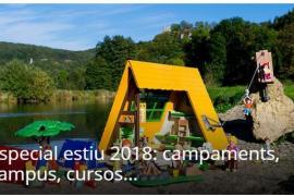 Palmajove recopila todas las actividades de ocio dirigidas a la juventud de este verano