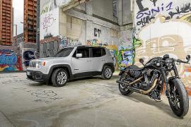 Harley-Davidson y Jeep, juntas de nuevo durante este año 2018