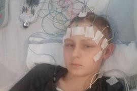 Despierta del coma un niño de 13 años después de que sus padres aprobaran la donación de sus órganos